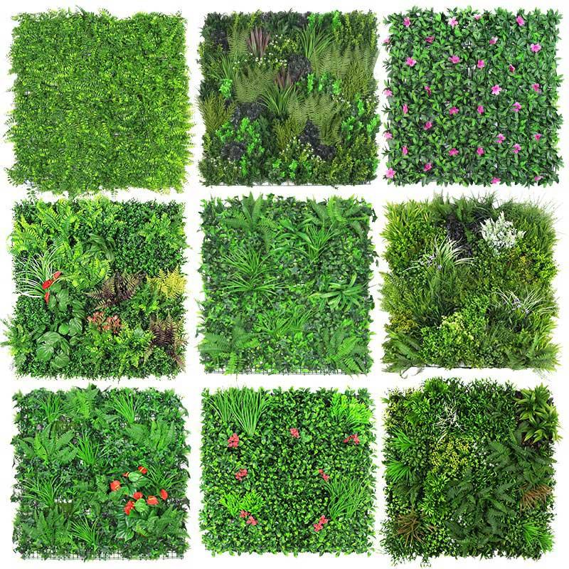 parede verde artificial como fazer