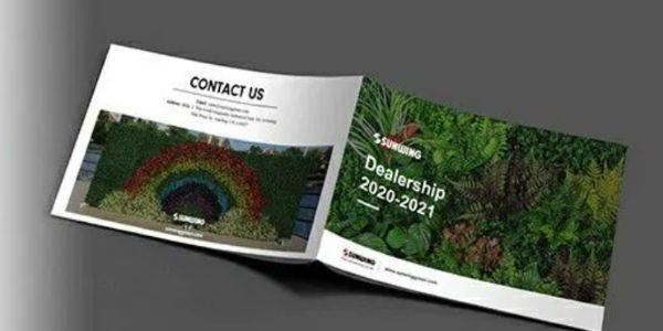 Programa de distribuidores de plantas artificiales