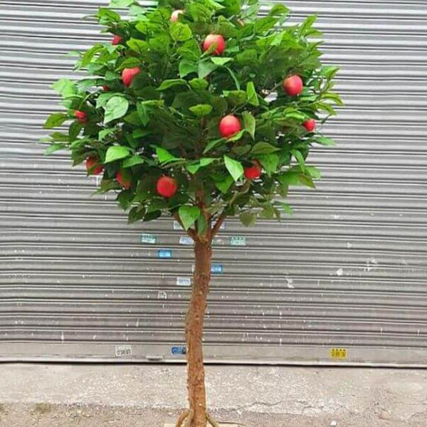 large-artificial-apple-tree