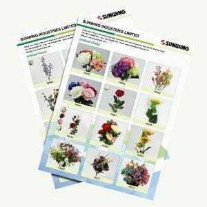 proveedor de flores artificiales en china